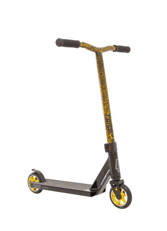 Crisp scooter blaster