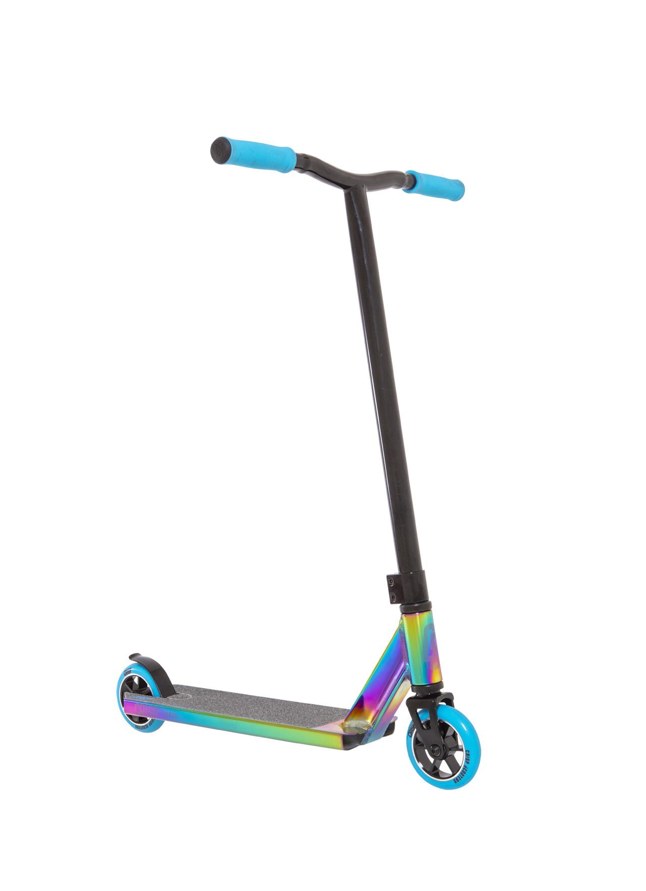 Crisp Scooters Surge
