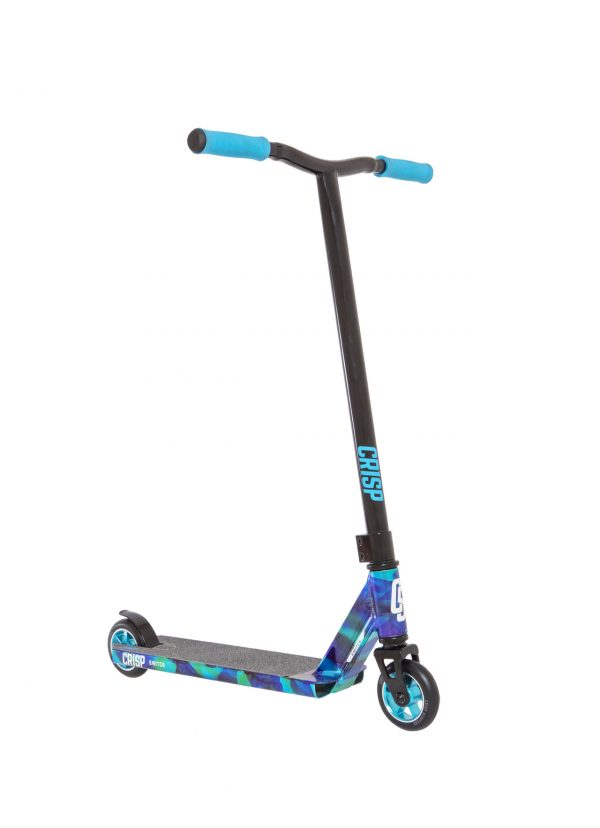 Crisp scooters switch